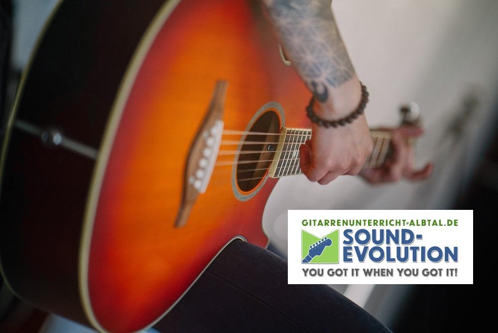 Gitarrenunterricht-Albtal